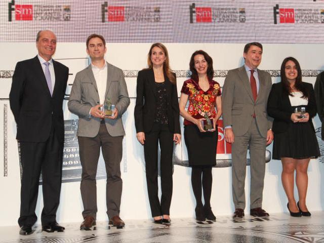 Letizia et les Prix de littérature pour enfants