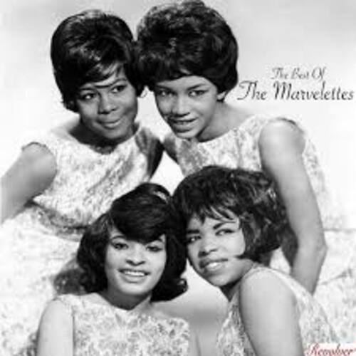 MARVELETTES - Hunter Gets Captures by the Games (1967)  (Hits)