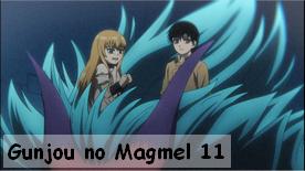 Gunjou no Magmel 11