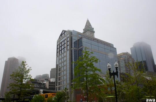 Boston 3, en mai 2016