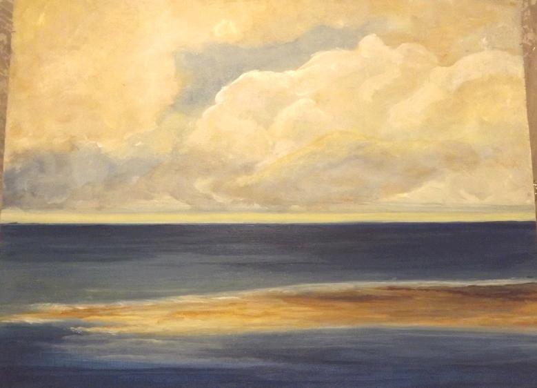 peintures: Ciel et mer ...