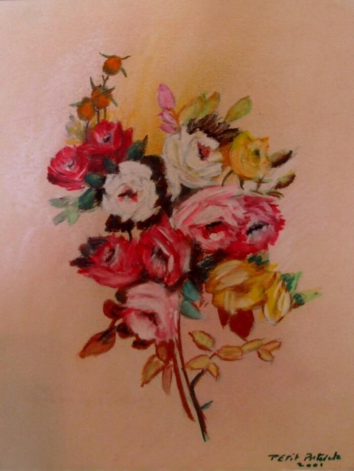 Roses n° 1