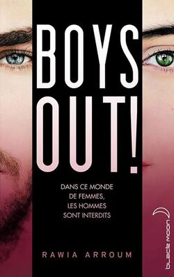 Chronique Livresque sur Boys Out de Rawia Arroum par Kimberley