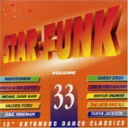 V.A. - Star Funk Vol.33 - Complete CD