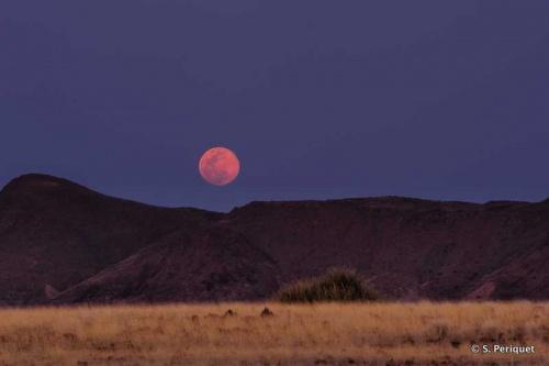 360° Night - Damaraland campsite