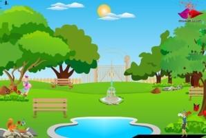 Escape from garden