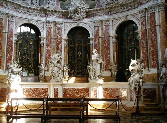Les reliques de Saint Antoine de Padoue