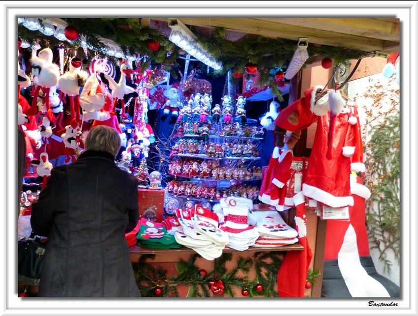 Colmar : Marché de noel 1