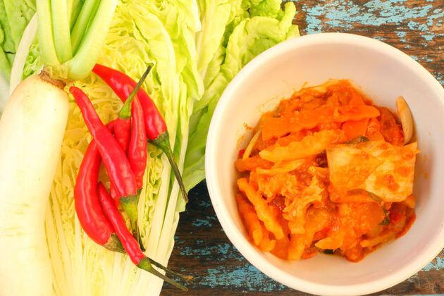 Kimchi Jjigae : le chou venu de Corée su Sud