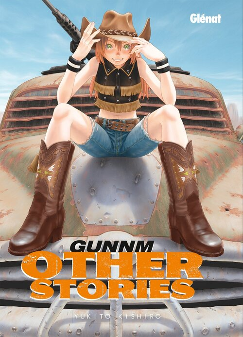 Gunnm - other stories - Yukito Kishiro