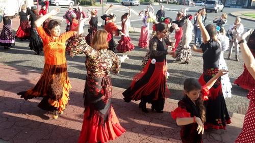 Actualités du cours de flamenco