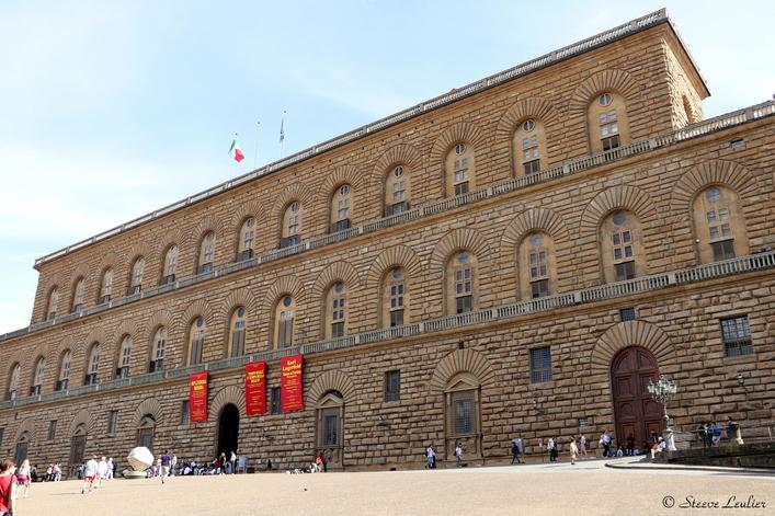 Le Palazzo Pitti