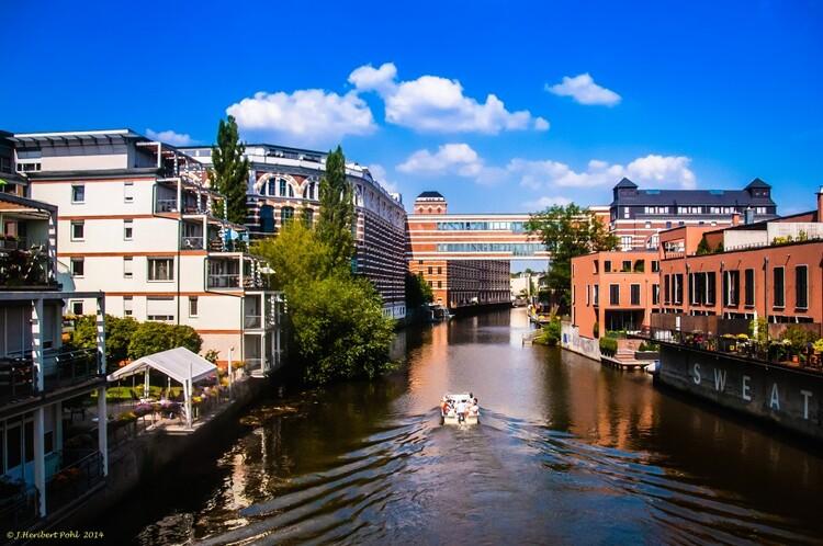 villes d'Europe Leipzig