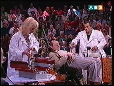 SIM ET FRANCIS PERRIN - Visite chez le dentiste  (Humour)
