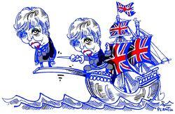 Le Brexit vu par Plantus
