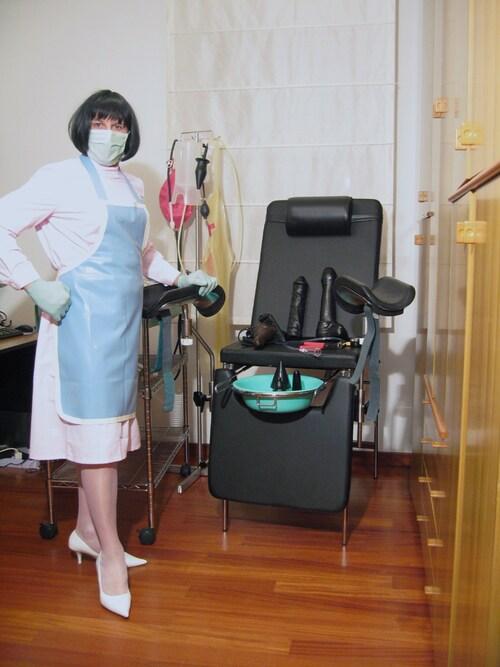 Infirmière Mary