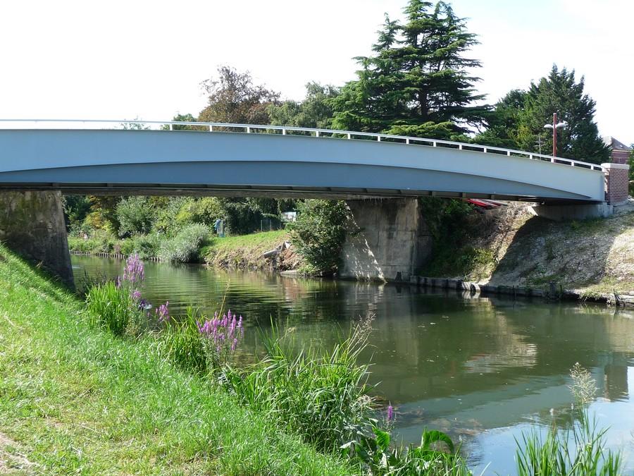 Promenons-nous d'un pont à l'autre ...