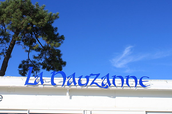 la Nauzanne ... à Nauzan