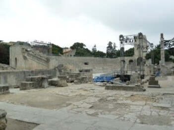 276-theatre antique d'arles