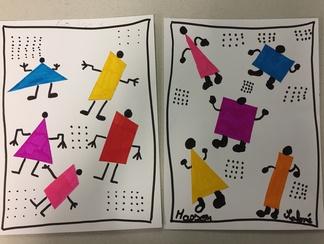 Art et géométrie avec Paul Klee