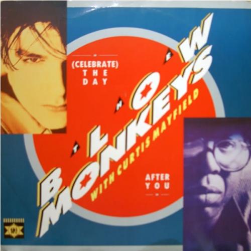 1987 : Single SP - Maxi et CD RCA Records MONKT 6 [ UK ]