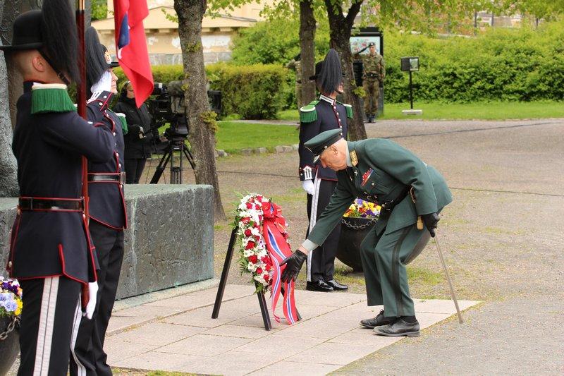 Libération de la Norvège