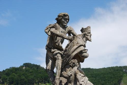 Lilienfeld et son monastère en Autriçe (photos)