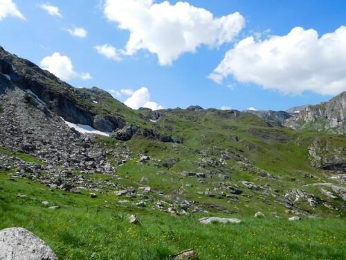 26/07/2018 Col des Fours Val d'Isère Vanoise 73 Savoie France