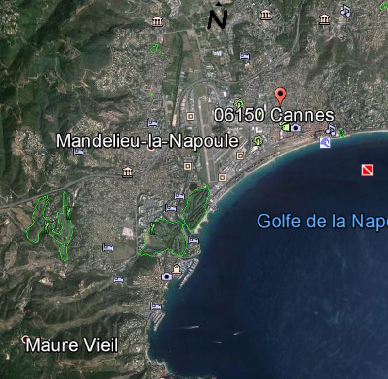 Cannes/Mandelieu/Inondations/3.10.2015