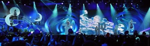 Les Enfoirés 2011 : Dans l'oeil des Enfoirés