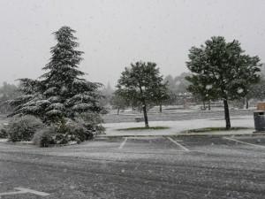 Autoroute sous la neige 03