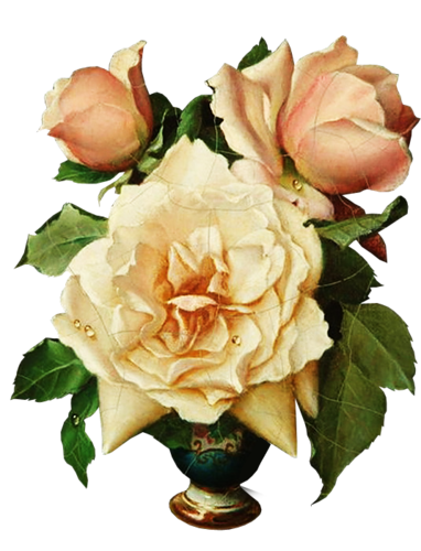 Fleurs Vintage Série 4