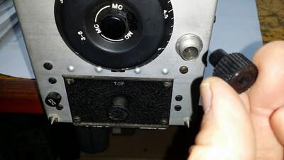 Command Set ARC5 -7- Boutons de commande Récepteurs