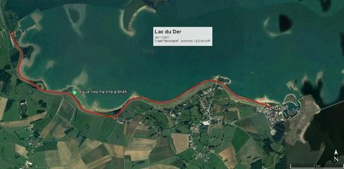 """""""Le Lac du Der"""" - Jeudi 09 novembre 2017"""