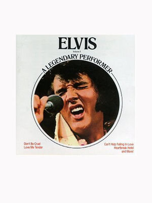 elvis : a legendary performer volume 1 elvis presley (1974)