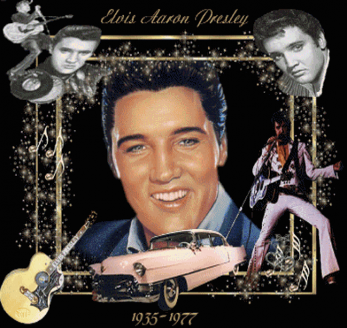 Good Luck Charms - Elvis - PPS