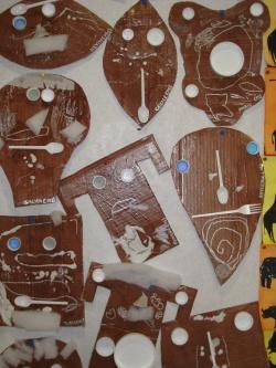 le tour du monde en arts visuels 5: les masques africains