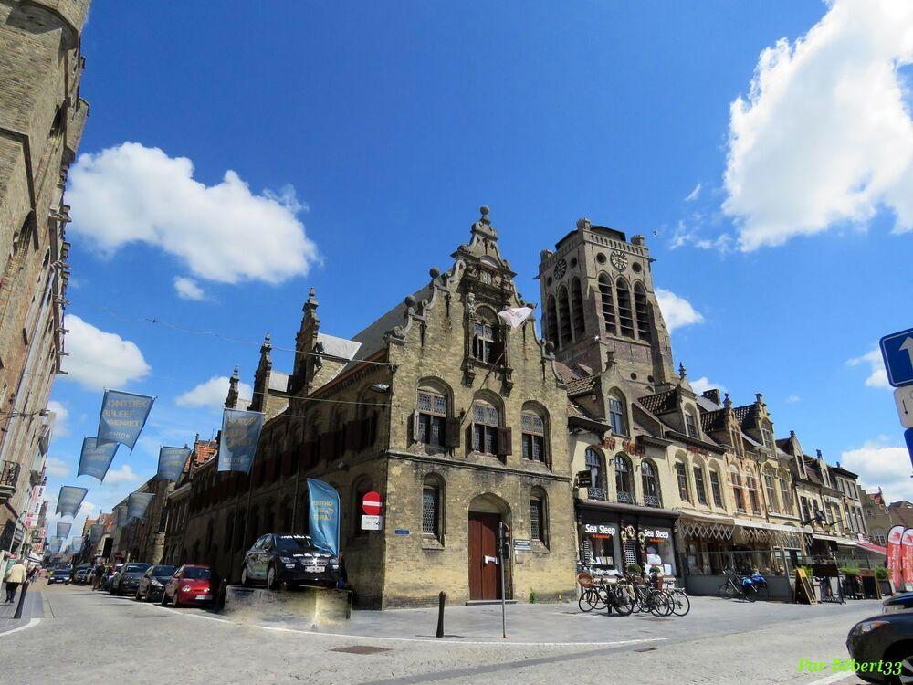 Veurne en Belgique - 3