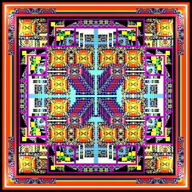 Mandala de juin 1 Marc de Metz 2012