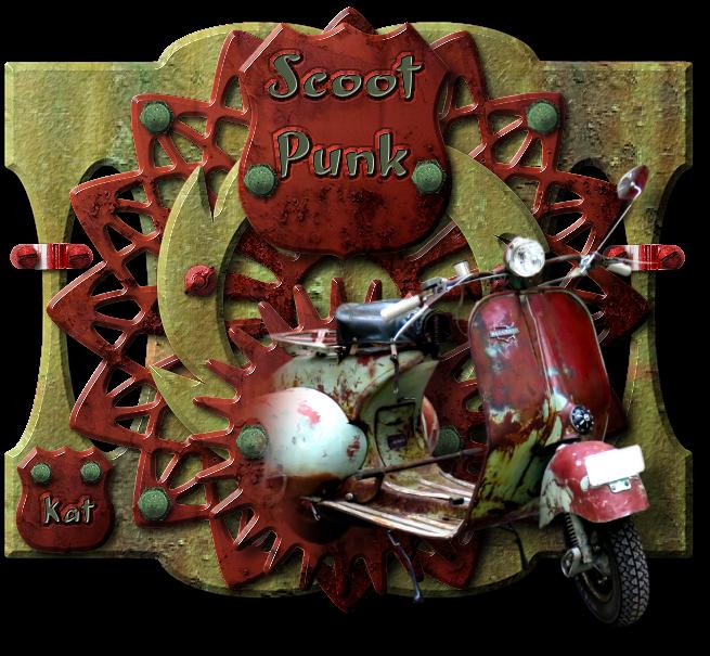 Défi Steampunk Juin 2020