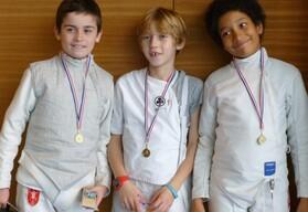 Résultats Championnat de Seine-Maritime 2014   (poussins-pupilles)