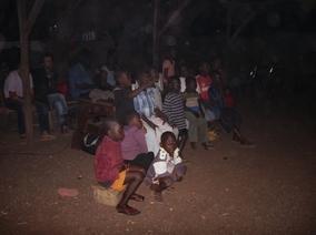 069 Banfora Cinéma à l'orphelinat