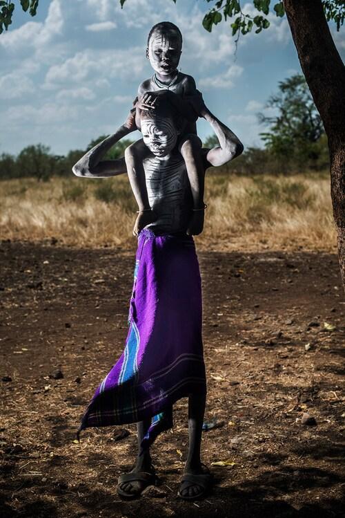 Les peuples de l'Omo