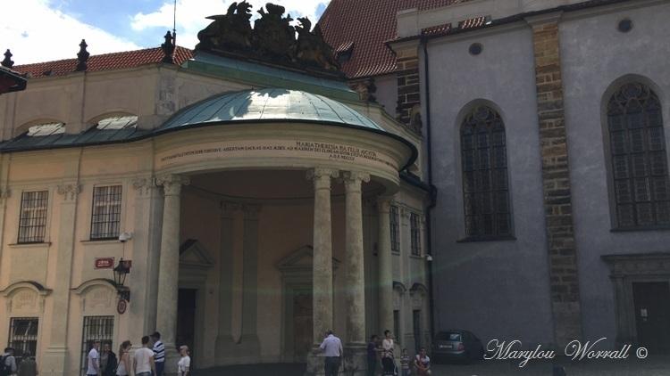 Prague : La Basilique et le couvent Saint-Georges