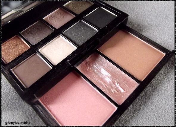 Une palette un make up défi perso