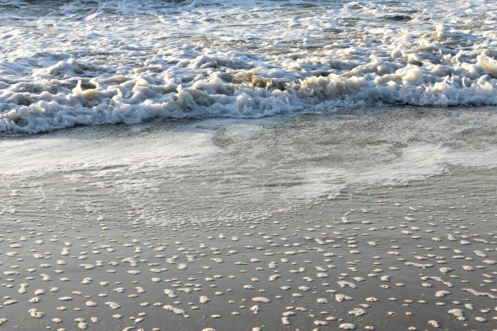 Légende chinoise: pourquoi la mer est-elle salée?