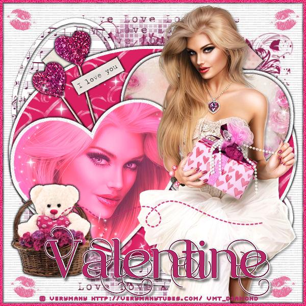 "Tutoriel ""Valentine"" de Liligraph"