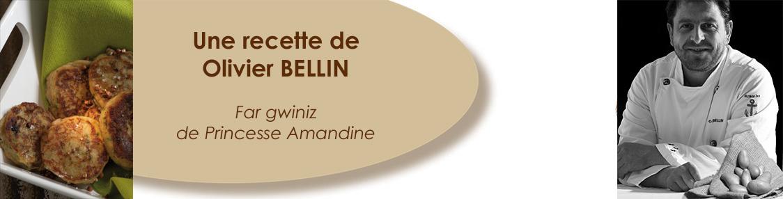 Far gwiniz de Princesse Amandine