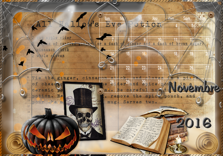 Dernier Halloween