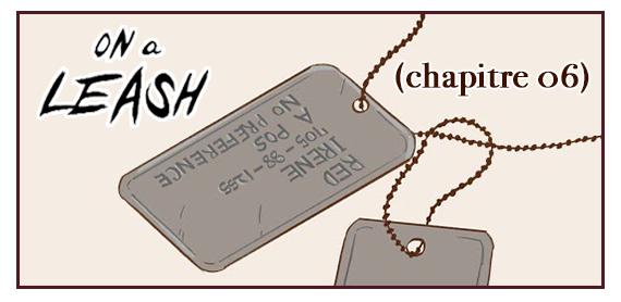 On a leash - Chapitre 06